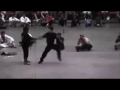 Bruce Lee Incredible Speed and Accuracy
