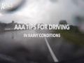 Few Safety Driving Tips In The Rain