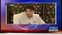 Nadeem Malik Live - 4th August 2015