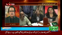 Live With Dr. Shahid Masood - 12th August 2015
