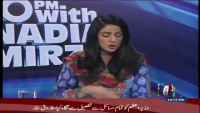 10PM With Nadia Mirza 24th August 2015