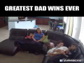 Greatest Dad Wins Ever