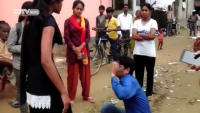 Indian Girl Teaches Lesson To The Man Who Was Harassing Her