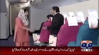 Pakistani Air Hostess Very Funny Video