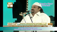Amjad Sabri Dua Karam Manghta Hoon