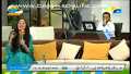 Sanam Chaudhry Exclusive In Morning Show