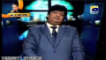 Atiqa Odho In Umer Shareef Show On Geo