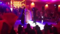 Syra Yousaf And Shehroz Dance Performance At Mehndi