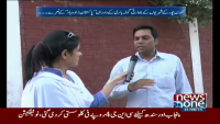 10PM With Nadia Mirza 31st August 2015