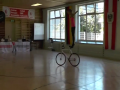 Amazing Bike Performance In Bicycle Show
