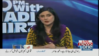 10PM With Nadia Mirza 1st September 2015