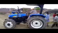 Man Arms Vs Tractor