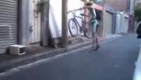 When Your Bike Puntchered