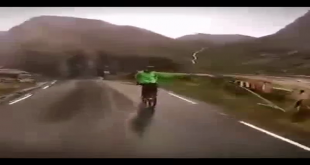The Reverse Bike Riding