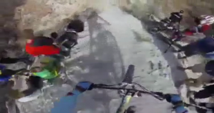 Insane Mountain Cycling
