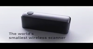 The World's Smallest Wireless Scanner