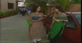 Unseen Video Of Sharmila Farooqi In PTV Drama Serial