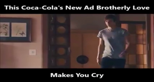 Coca-Cola's New Ad Makes You Cry
