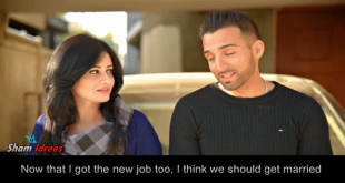Girls Plan About Marriage - Shaam Idrees New Video