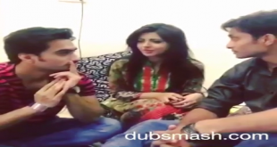 Actress Momal khalid Ki New Dubsmash