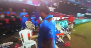 Inzamam-Ul-Haq Left Embarrassed After Mohammad Shahzad Ignored His High-Five