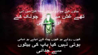 Poetry On Shahadat Imam Ali (A.S) By Meer Anees