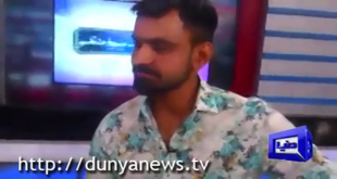 Muhammad Hafeez Tells Funny Incident Of Umer Akmal In India