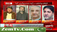 Front Line With Kamran Shahid Barrister Saif & Talal Bugti Abuse