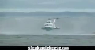 OMG... Check How Helicopter Crashed