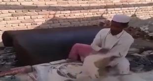 Wow! Itni Bari Chappati