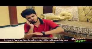 How Karachi Boys Tell The Address - Funny