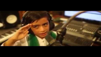 This Milli Naghma By A Cute Child Going Viral In Social Media
