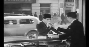 Hahaha... Must Watch This Clip By Charlie Chaplin