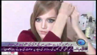 Barbie Doll Face Like Beautiful and Cute Young Girl