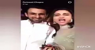 Shoaib Malik's Dance With Parineeti Chopra On Sania Mirza's Sister Wedding