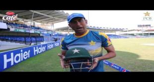 Younis Khan Give Us Rare Glimpse Into His Kit Bag