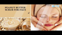Peanut Butter Scrub For Face By Dr Umm-e-Raheel