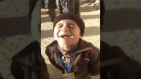 Check How This Child Singing National Anthem