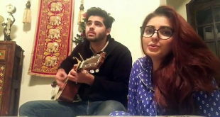 Momina Mustehsan Singing Along With Her Brother