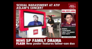 Indian Media Report On Atif Aslam Stops Concert To Rescue Girl