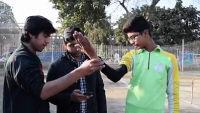 Pakistani Engineers Develop An Arm Sleeve That Tells You If You Are Chucking