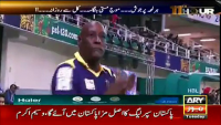 Vivian Richards Speaking Urdu With Waseem Badami
