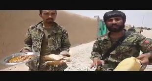 Afghan Army Soldier Bhi Indian Army Ki Tarah Roney Lagay