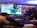 Tribute To Shahid Afridi At Peshawar Zalmi Team Dinner