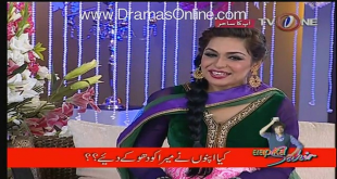 Meera Crying In A Live Morning Show