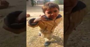 Wah Kya Dance Step Hain Is Bachay Kai