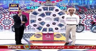 Waseem Badami & Fahad Mustafa Shocked On Girl Statement In Jeeto Pakistan