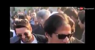Dekhen Shahid Afridi Kis Shaksiyat Se Mutasir Hain