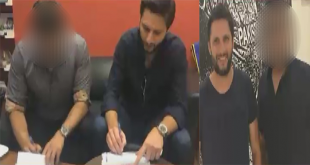 Shahid Afridi Joins Karachi Kings For PSL 3