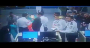 Watch Another Video Of Islamabad Airport Incident